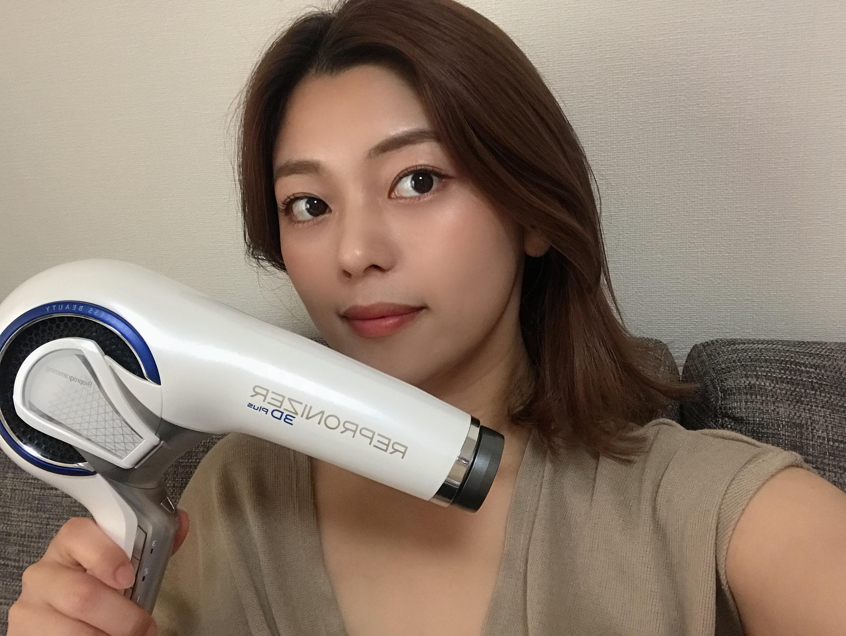 【圧倒的艶髪】最新ドライヤーのレプロナイザーを買ってみた♡_2