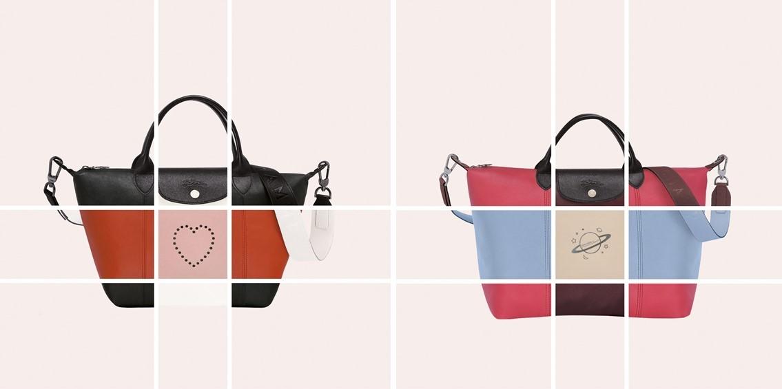 『ロンシャン』のバッグをパーソナライズ☆ 「マイ プリアージュ®︎」は働く女子必見!_2