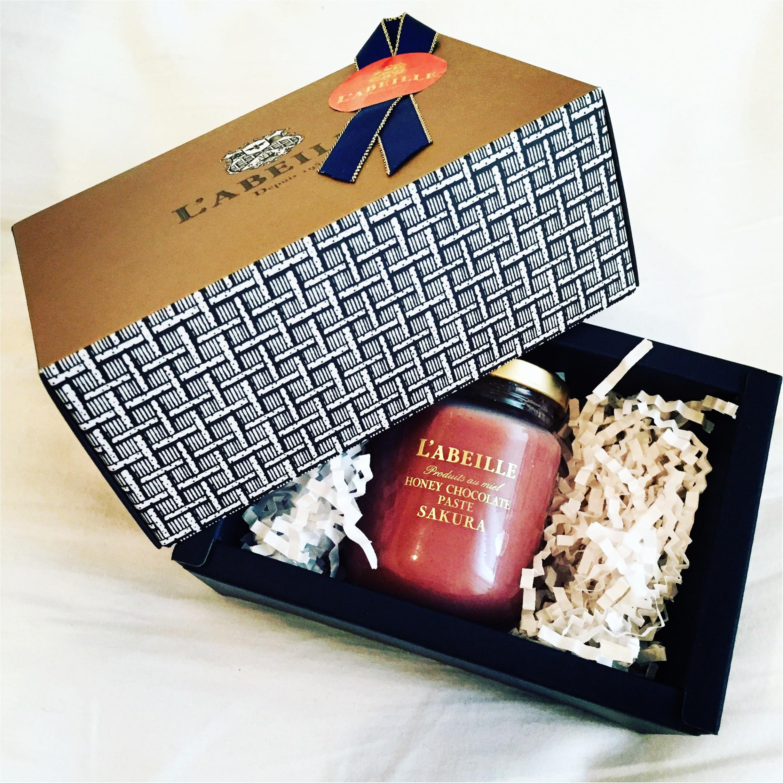 自家製桜ラテが作れる♪♪はちみつ専門店ラベイユ【はちみつショコラペースト*桜】_3