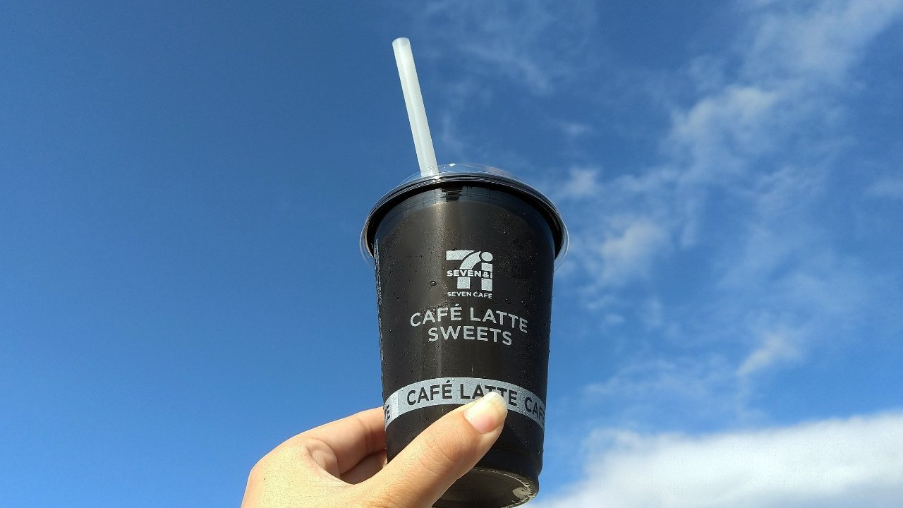 セブンスイーツ【とかしながら飲むカフェ・ラテ ショコラ】が美味しい_1