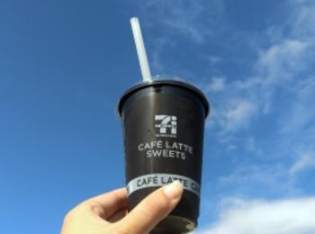 セブンスイーツ【とかしながら飲むカフェ・ラテ ショコラ】が美味しい