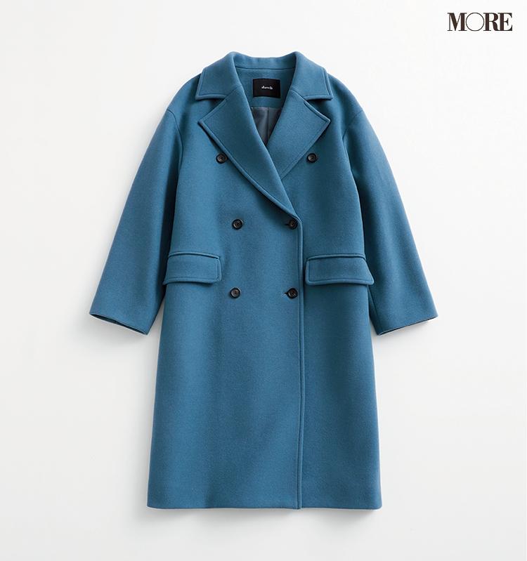 """齋藤飛鳥、きれい色を着る。今年のコートは""""着たい色""""で選ぶのがあか抜け見えのコツ!_6"""