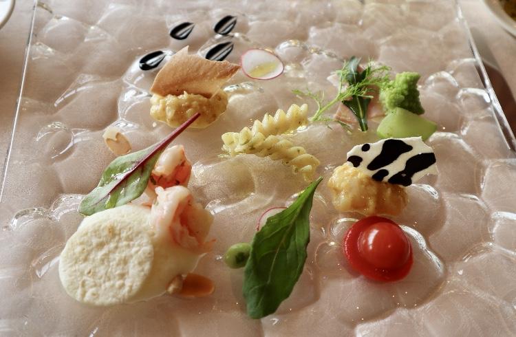 【TDS♡ホテルミラコスタ】今しか食べられない!ピクサーのご褒美ホテルランチ♡ _2