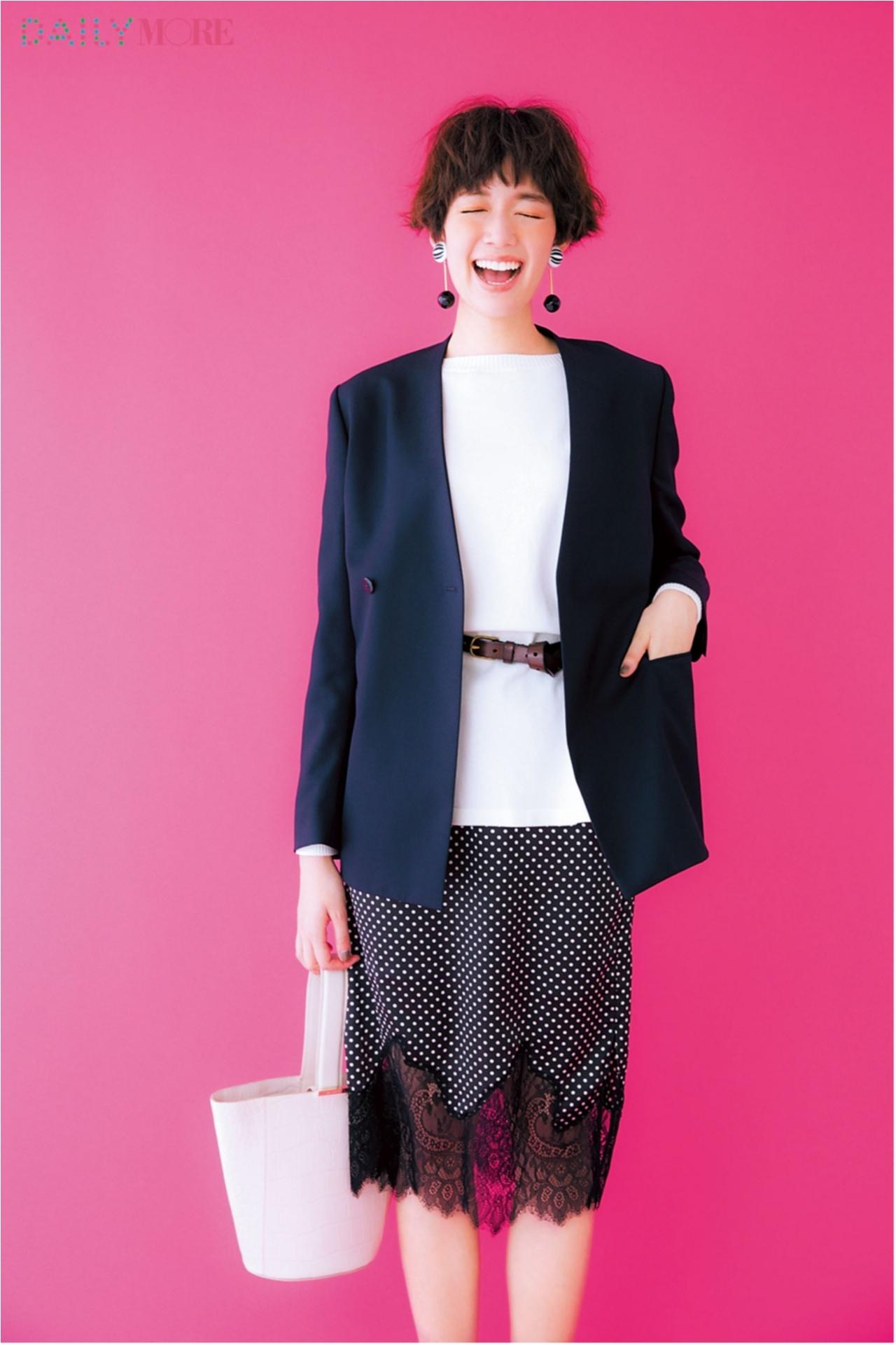 『ユニクロ』『テチチ』『ViS』のプレスが熱烈オススメするお仕事服! 今週の人気ランキングトップ3☆_3