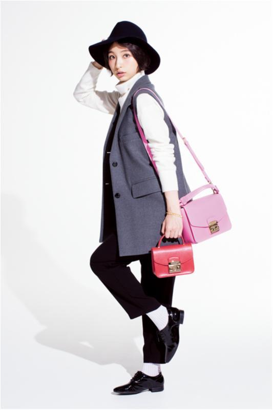 どちらを狙う?人気ブランドの「大きいバッグ」と「小さいバッグ」①_2