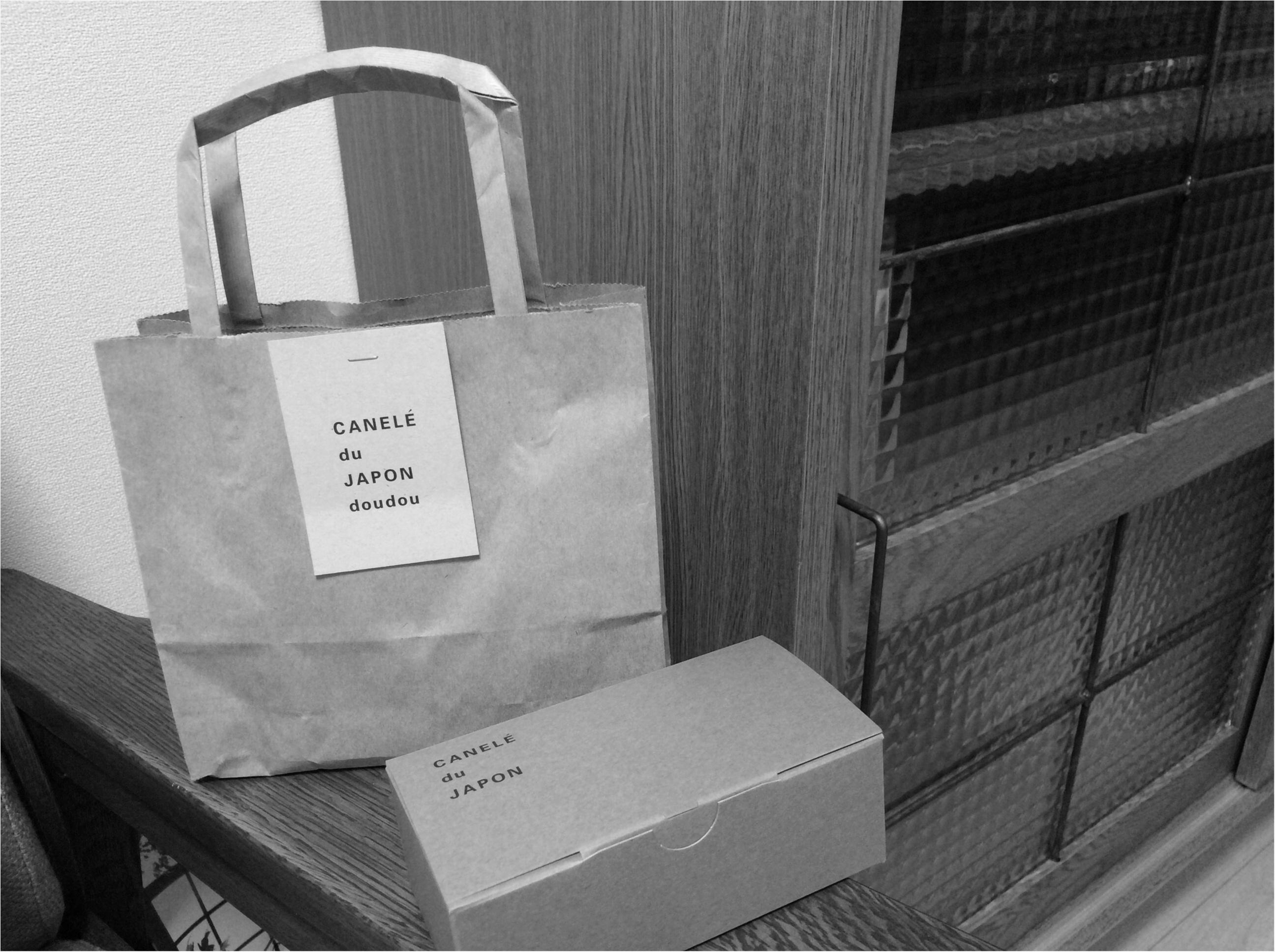 《大阪名物》カヌレ堂のカヌレ!開けた瞬間、フォトジェニック♡宝石箱やぁ〜!_12