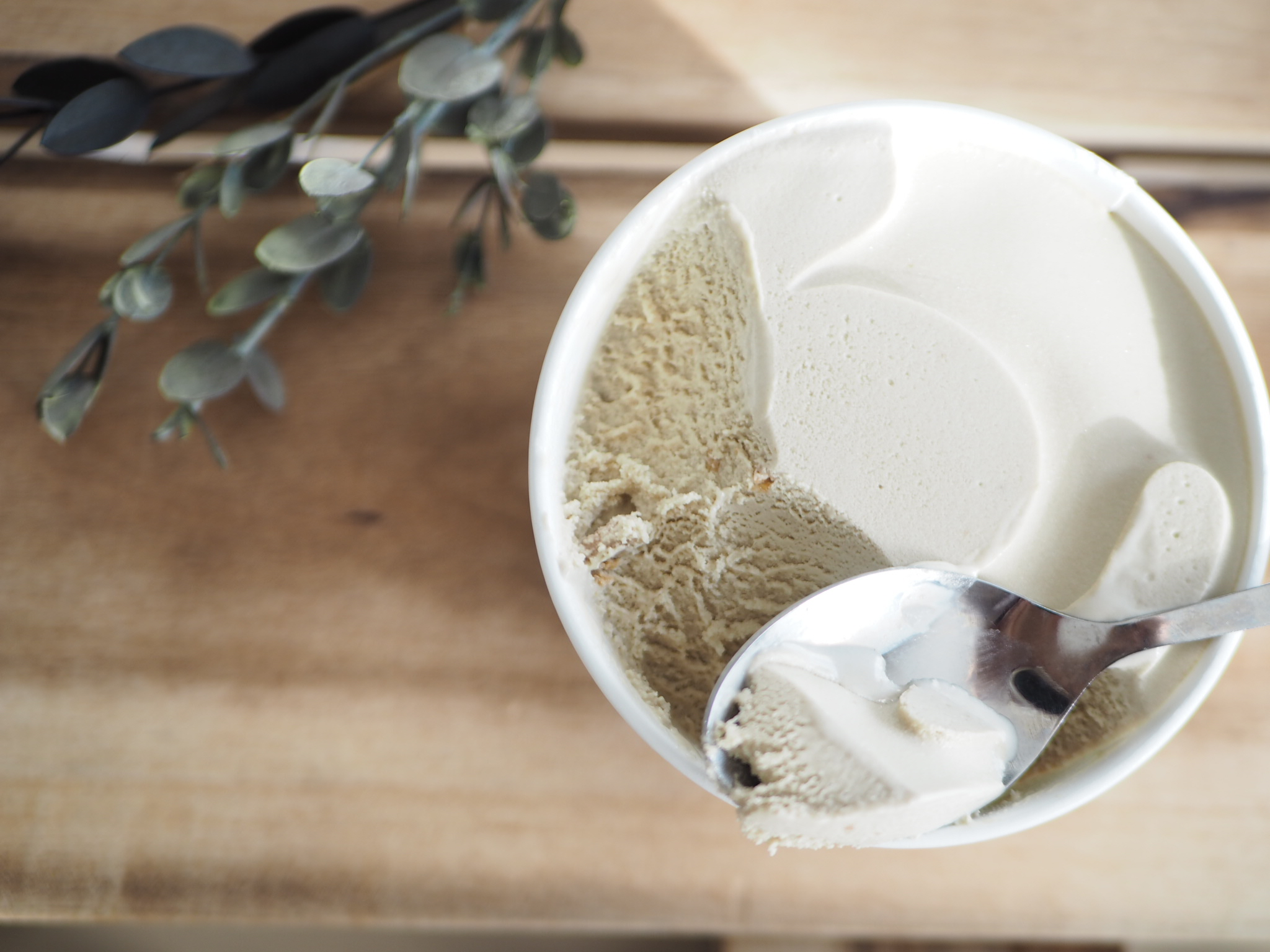 【大人のためのスーパーカップ】初の《ほうじ茶クッキーアイス》フレーバー❃❃❃_3