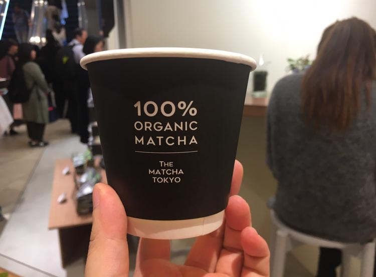 【日本茶】100%ORGANIC MATCHA♪《THE MATCHA TOKYO》_2