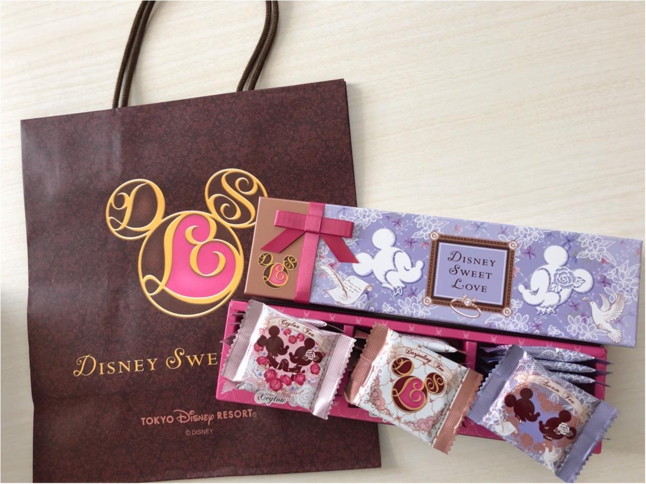 【ディズニーバレンタイン2018】ディズニーシーで購入したお土産をご紹介!!_4