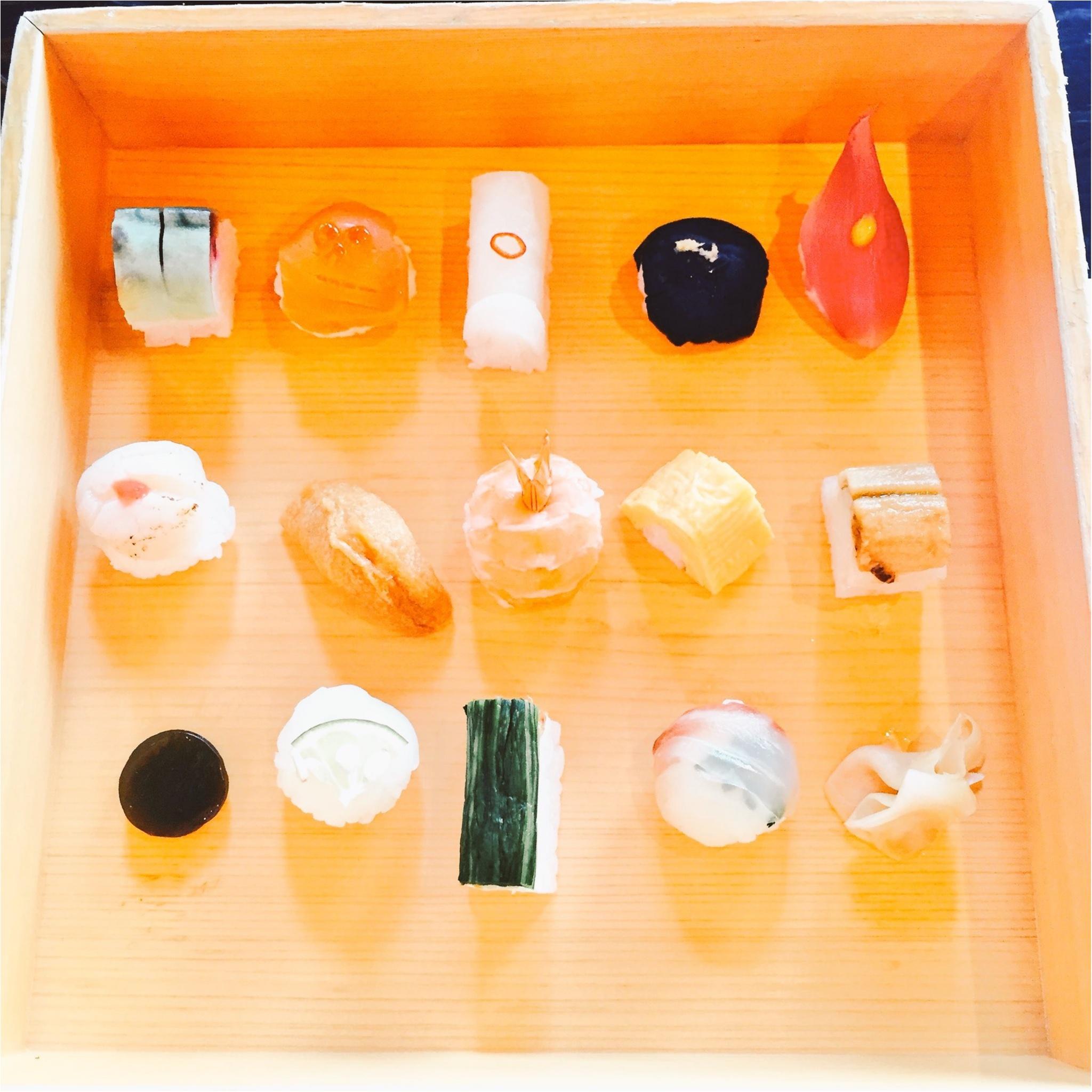 京都・祇園で味わえる!可愛すぎるお寿司♡『祇をん 豆寅』がおすすめです♡_8