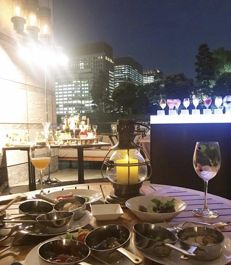 東京駅近くのビアガーデン♡『パレスホテル東京』の「サマーテラスプラン」がおすすめ【#ビアガーデン 2019 東京】_3