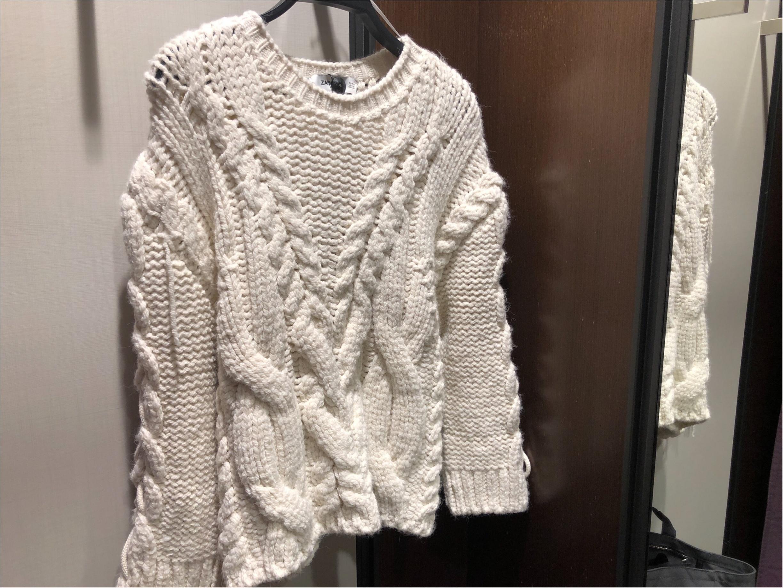 《ZARA》買ってよかった!着回し抜群☆編み込み&ケーブルニットセーター!_1
