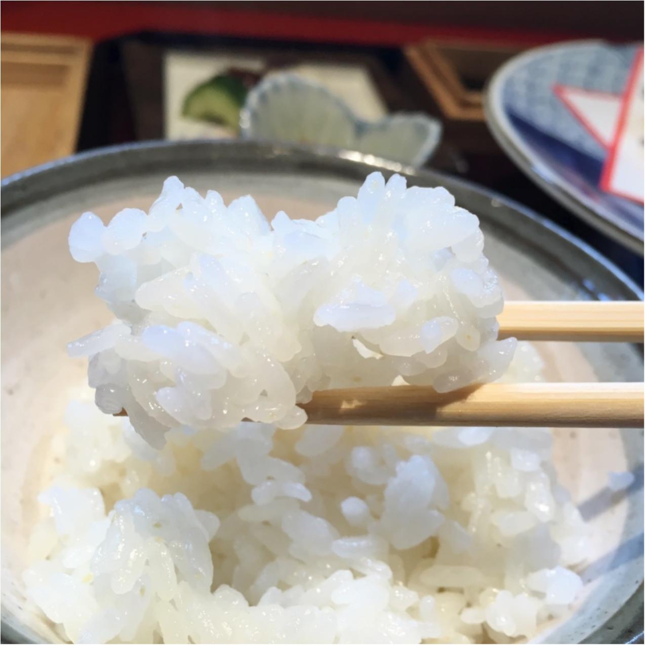 炊きたての土鍋ごはんが『 ふっくら美味しい♪ 』 米料亭で頂く、銀シャリランチ ♡_6