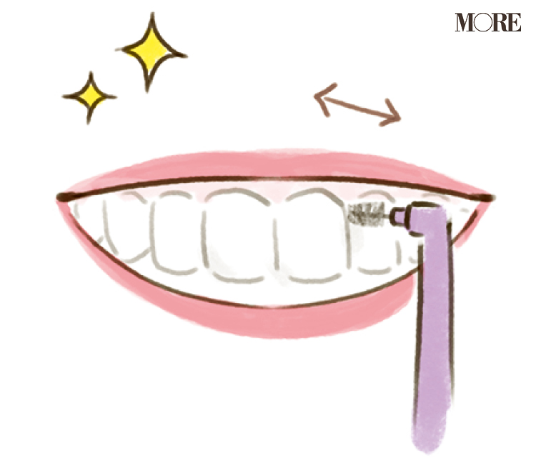 【正しい歯の磨き方】フロスや歯間ブラシ、舌用ブラシの使い方や頻度は? ケアにかける時間の目安は?_5