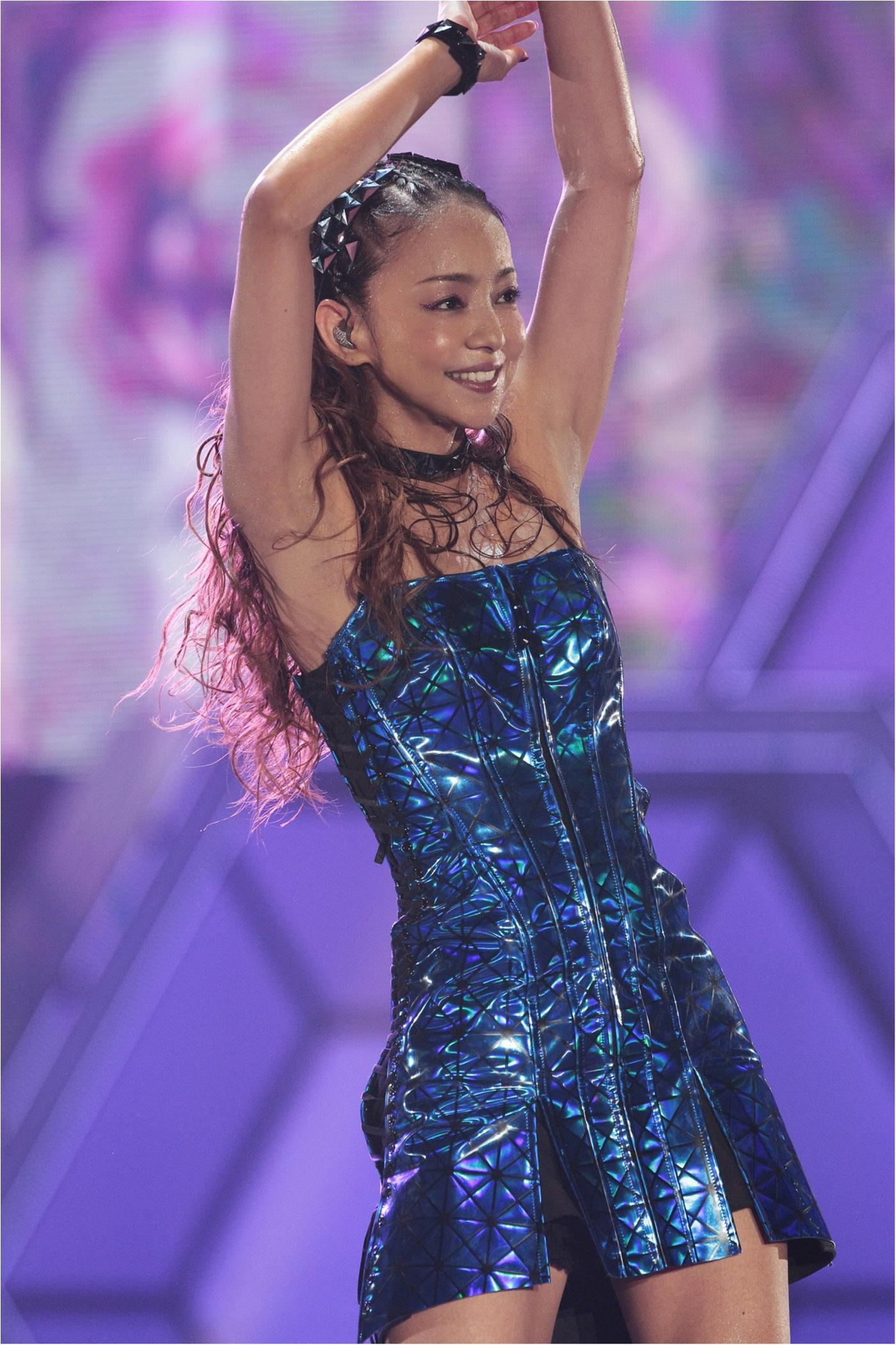 """安室奈美恵さんのツアーファイナルルポ! 彼女のすごさがわかる""""細くて高いもの""""って?_1"""