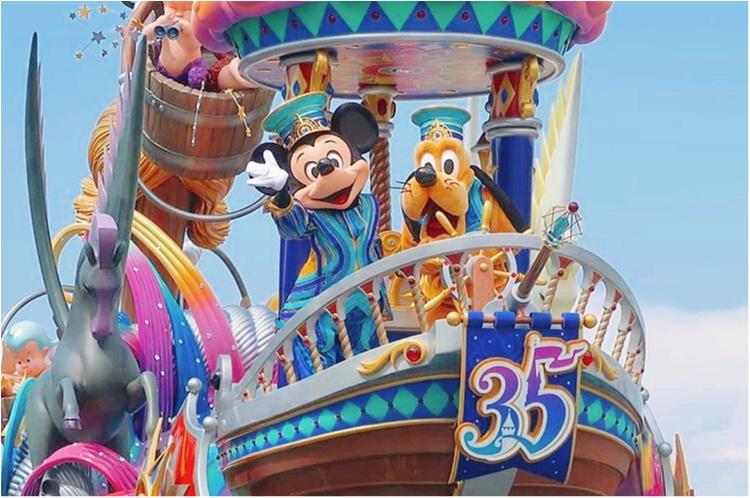 【東京ディズニーリゾート35周年】買える場所付き✨絶対にGETしたい!フォトジェニックな限定スイーツ3選❤️_5