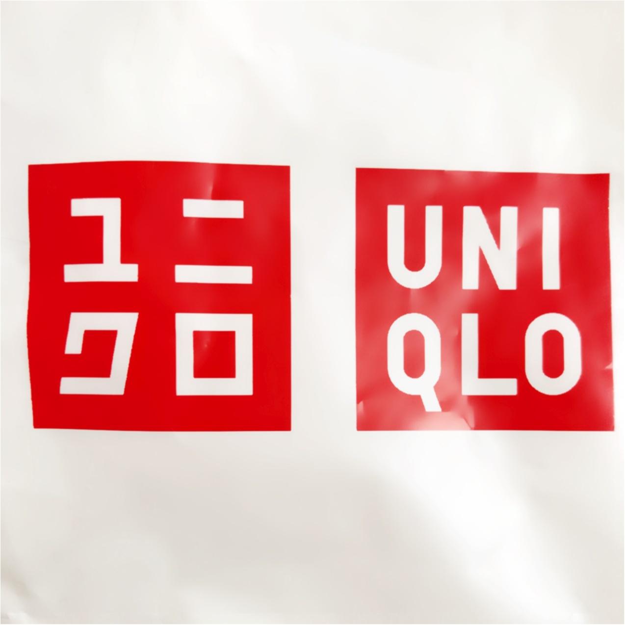 【カシミヤが半額!?】ユニクロ初売りセール戦利品♡_1