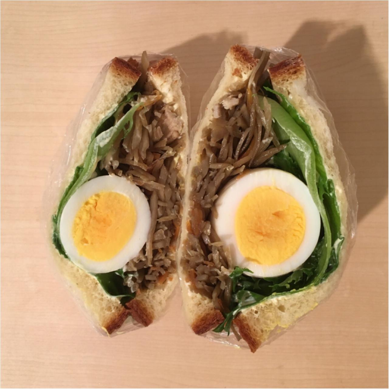 【料理▶はる断サンド☺】#萌え断シリーズ第2弾★朝から栄養満点♪オススメ朝ごパン_2