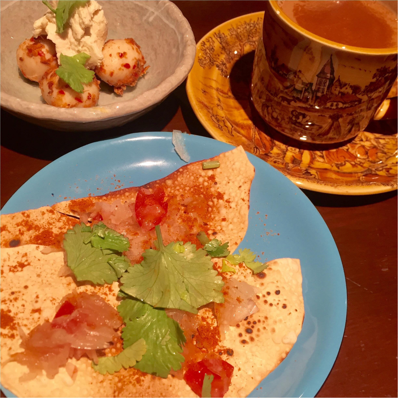 【北インドと南インド?】自分て作れない味♡和印食堂 gu-teのカレーはスパイスたっぷり♡_3
