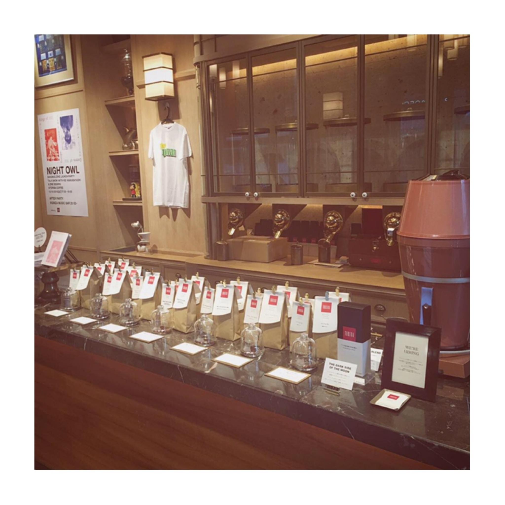 #16【#cafestagram】❤️:《銀座》でまさかの100円で本格コーヒーが飲める!『TORIBA COFFEE』☻_3
