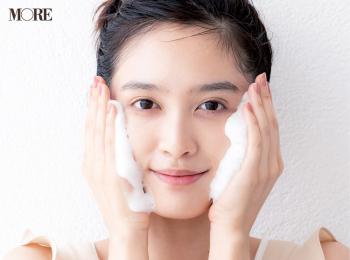 【石井美保さん式洗顔①】美肌が叶う「摩擦ゼロ洗顔」のやり方。泡の量、洗い方、すすぎ方etc. 美容家・石井美保さん直伝の洗顔方法とは?