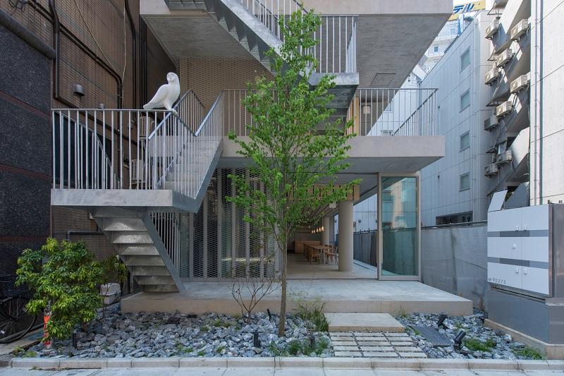 【東京のおしゃれなホテル】韓国っぽホテルおすすめ。池袋『hotel siro』外観