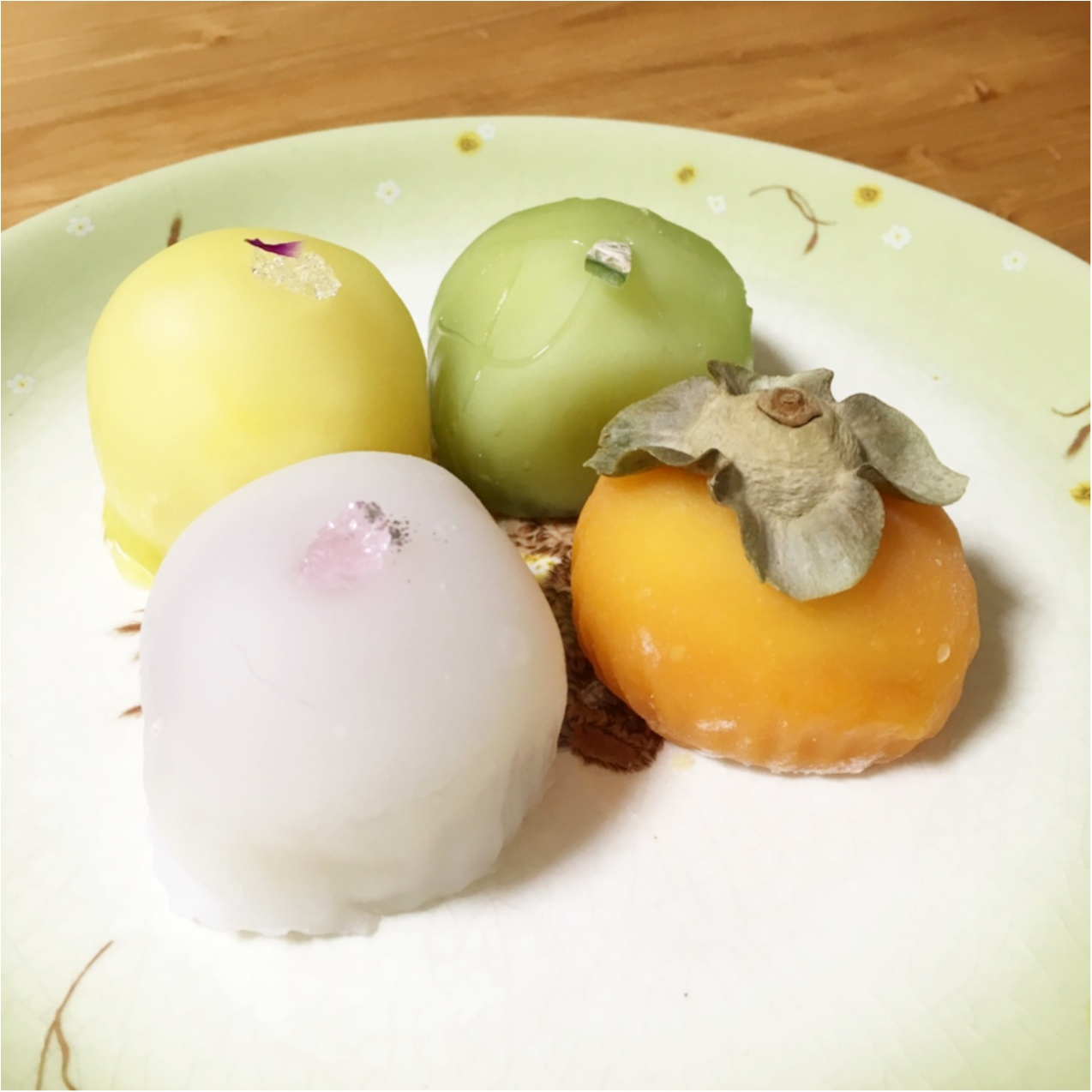 完熟フルーツを使った 《 松竹堂のフルーツ大福 》が美味しい ♡_2