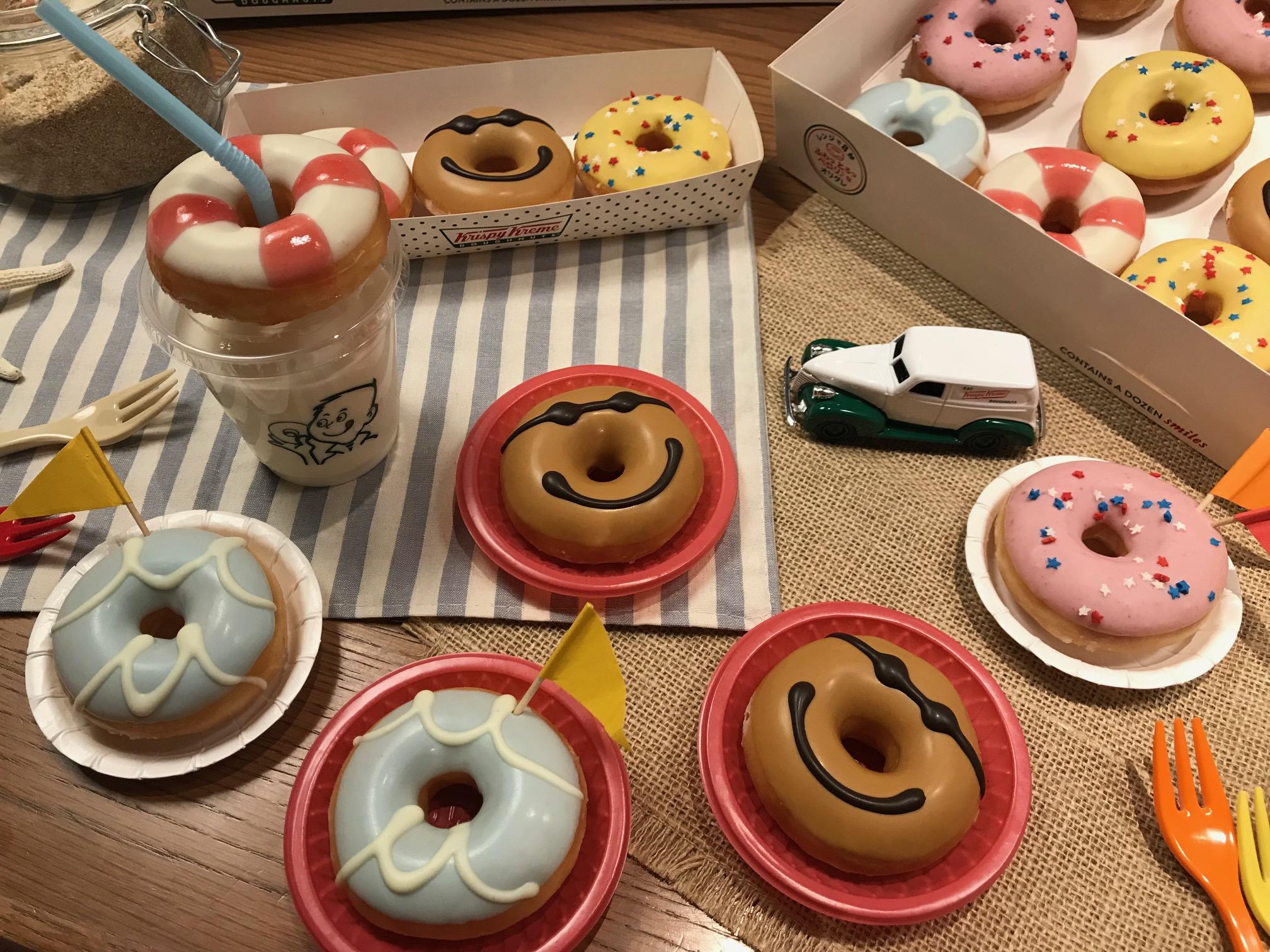 『クリスピー・クリーム・ドーナツ』新作は、チョコミントやベリーパイ☆記事Photo Gallery_1_5