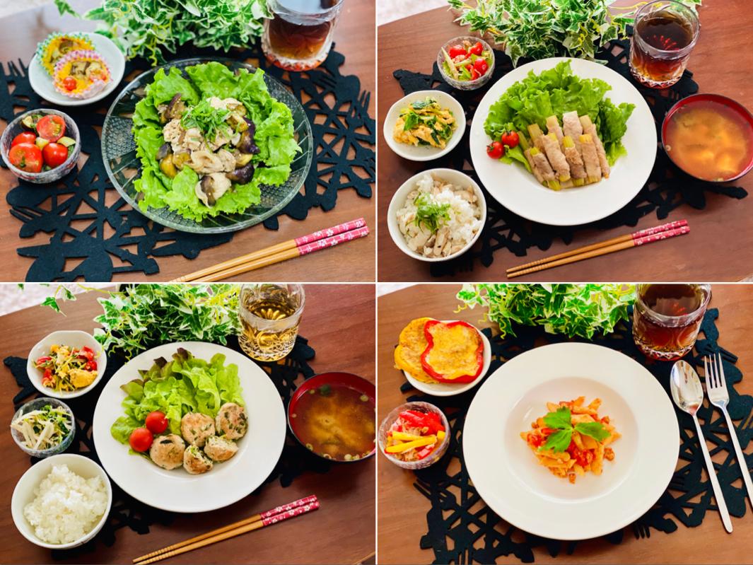 【今月のお家ごはん】アラサー女子の食卓!作り置きおかずでラク晩ご飯♡-Vol.17-_1