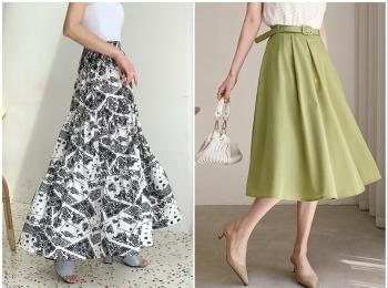 体型カバーも『DHOLIC』におまかせ! トップスもスカートもパンツも4500円以下で美シルエット♡