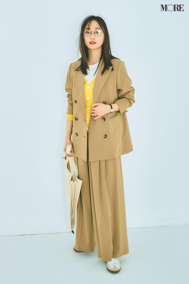 レディースセットアップ《2020》特集 - 人気ブランドのおすすめジャケット&パンツ・スカートのコーディネートまとめ_11