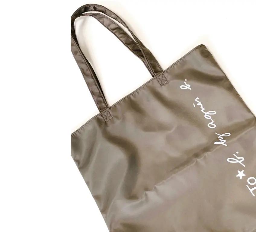 【働く女性のエコバッグまとめ】人気ブランドのおしゃれなバッグも♡ MOREインフルエンサーズのMyバッグ特集_6