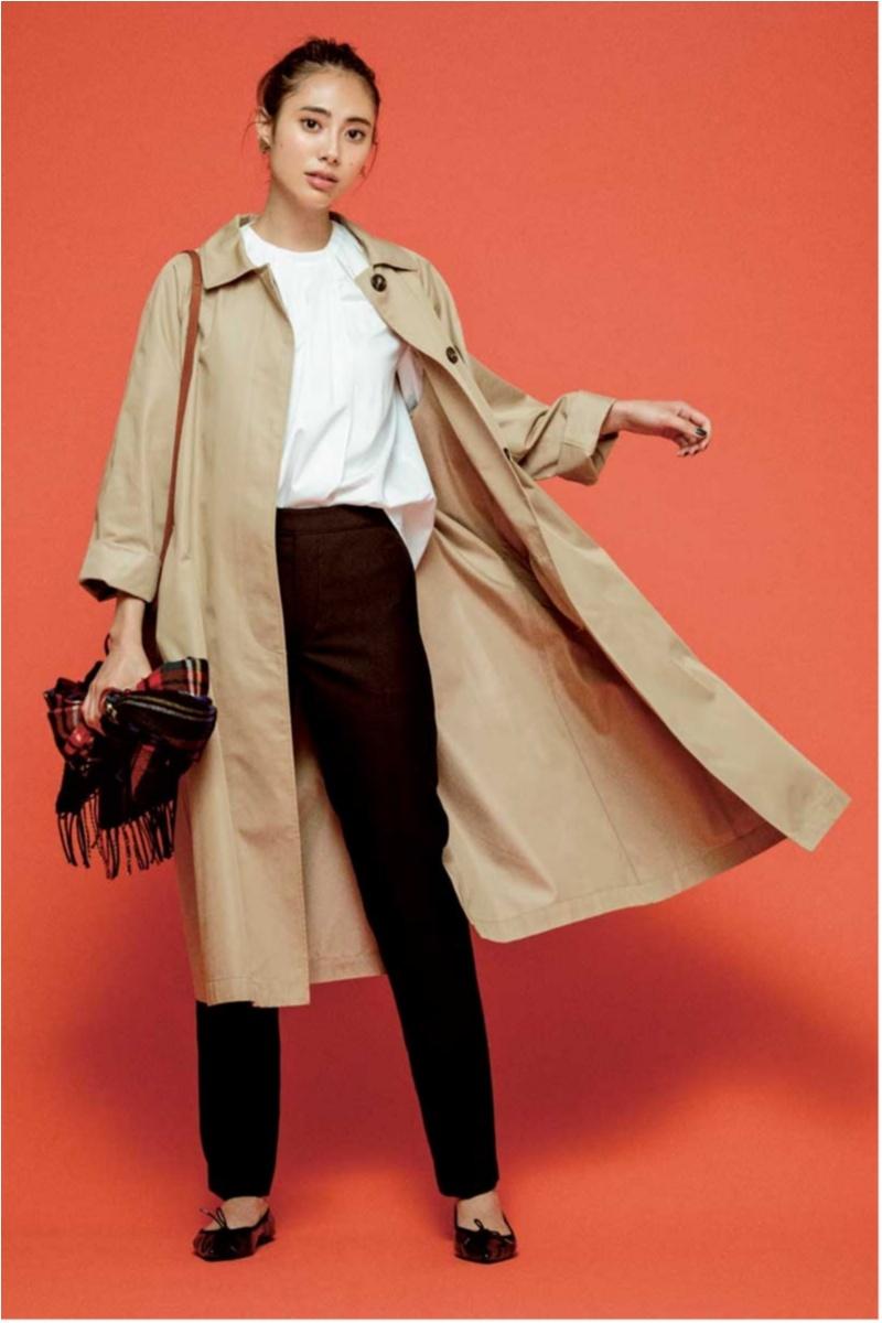 コスパブランドでつくる秋コーデカタログ【2018年秋】  | ファッション10