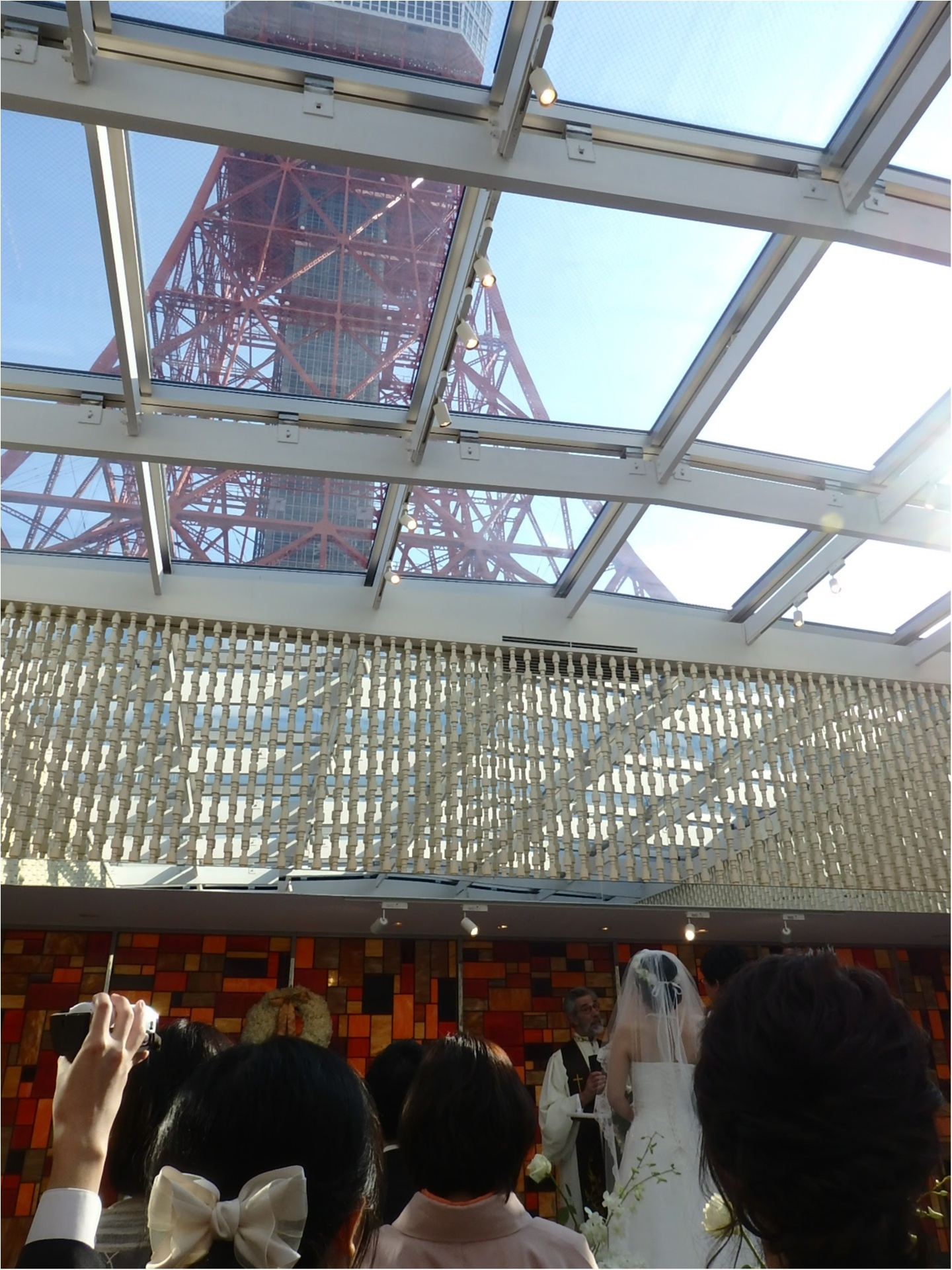 ☆世界でここだけ!結婚式with東京タワー☆_12