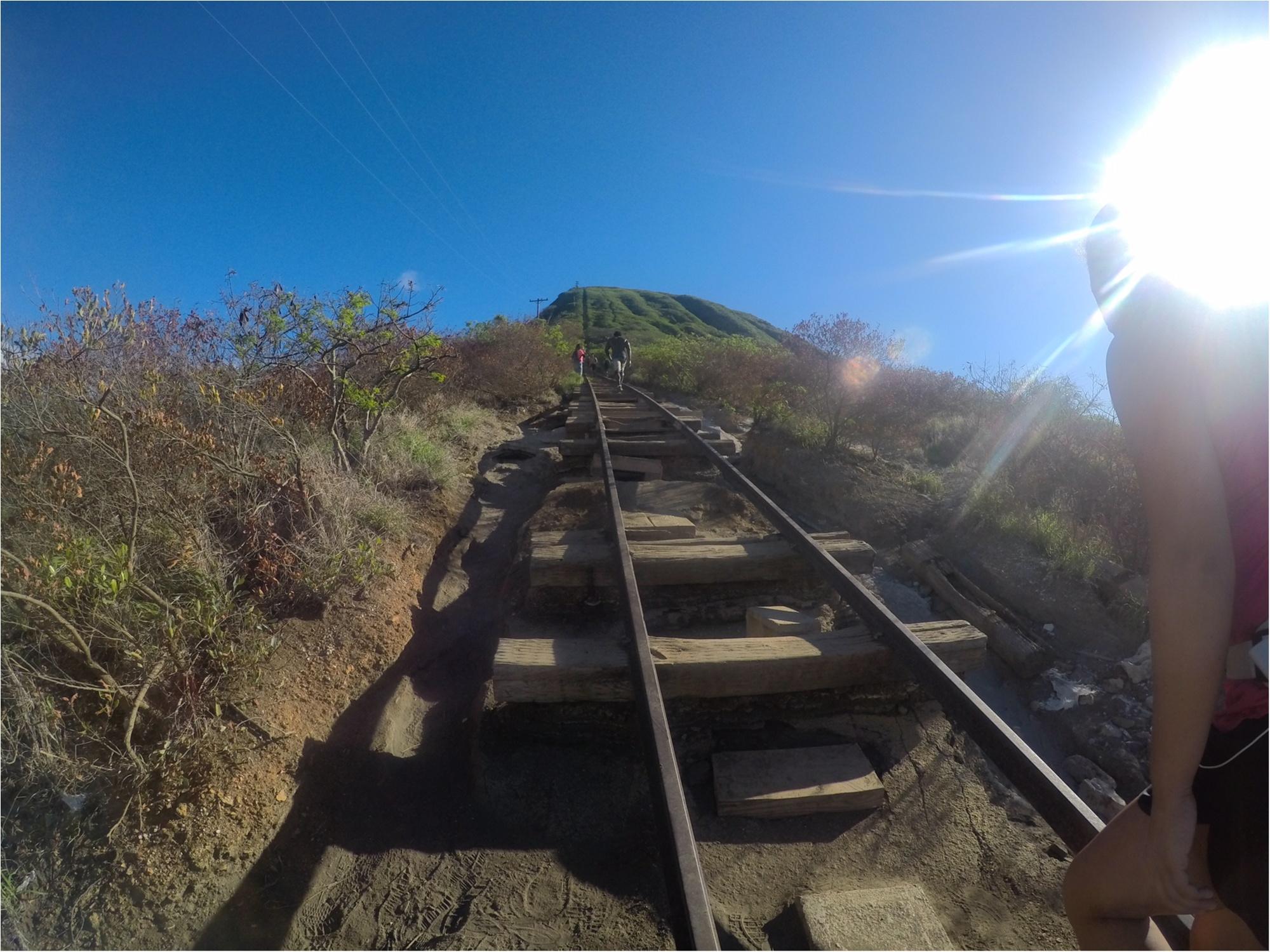 【ハワイ旅①】ダイヤモンドヘッドだけじゃない、ハワイのハイキング!キツい分それ以上の景色と感動が待っていました♡♡♡_5