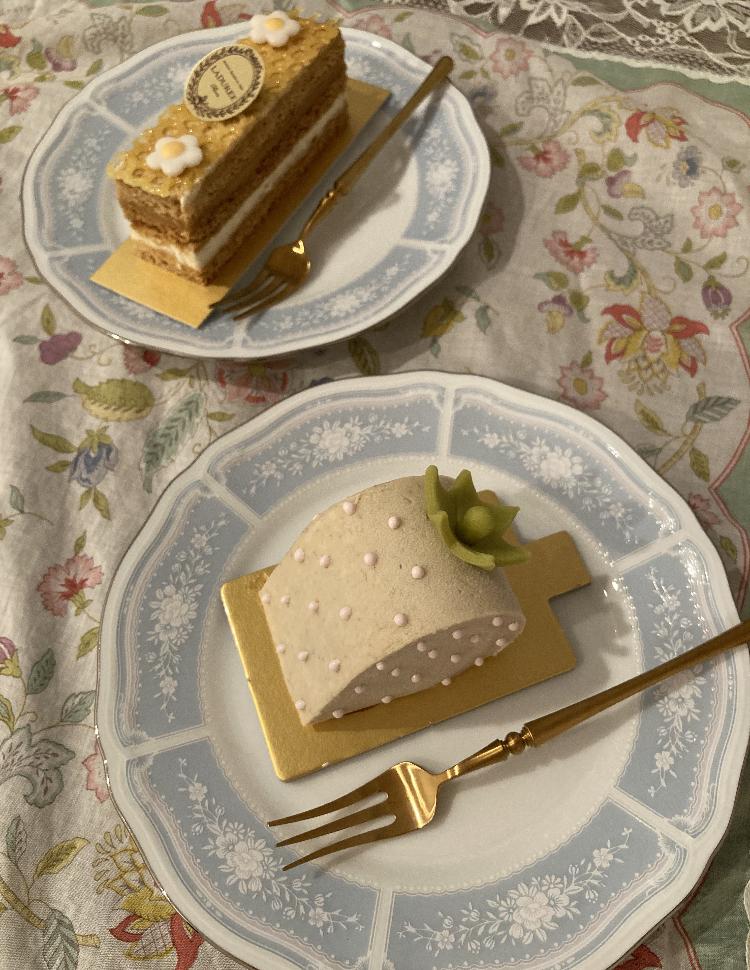 【ラデュレ】可愛すぎるケーキ_2