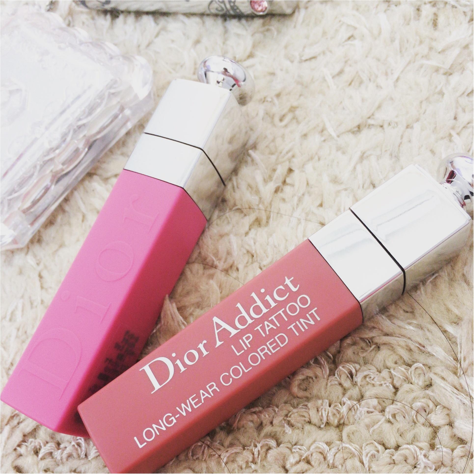 """暑さに負けない!落ちない!Dior Addict LIP TATTOOで""""キスプルーフ""""な夏メイク♡_1"""