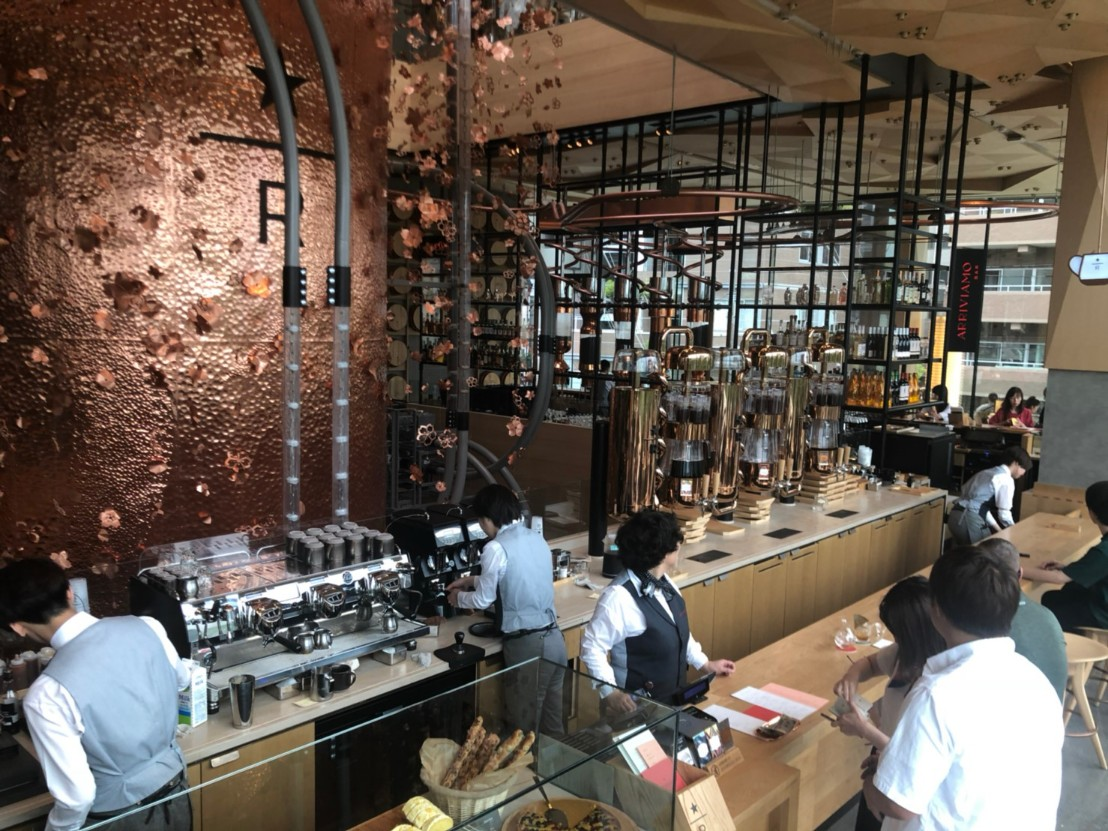[STARBUCK RESERVE ROASTERY TOKYO]は、まるでテーマパーク☆第1段_6