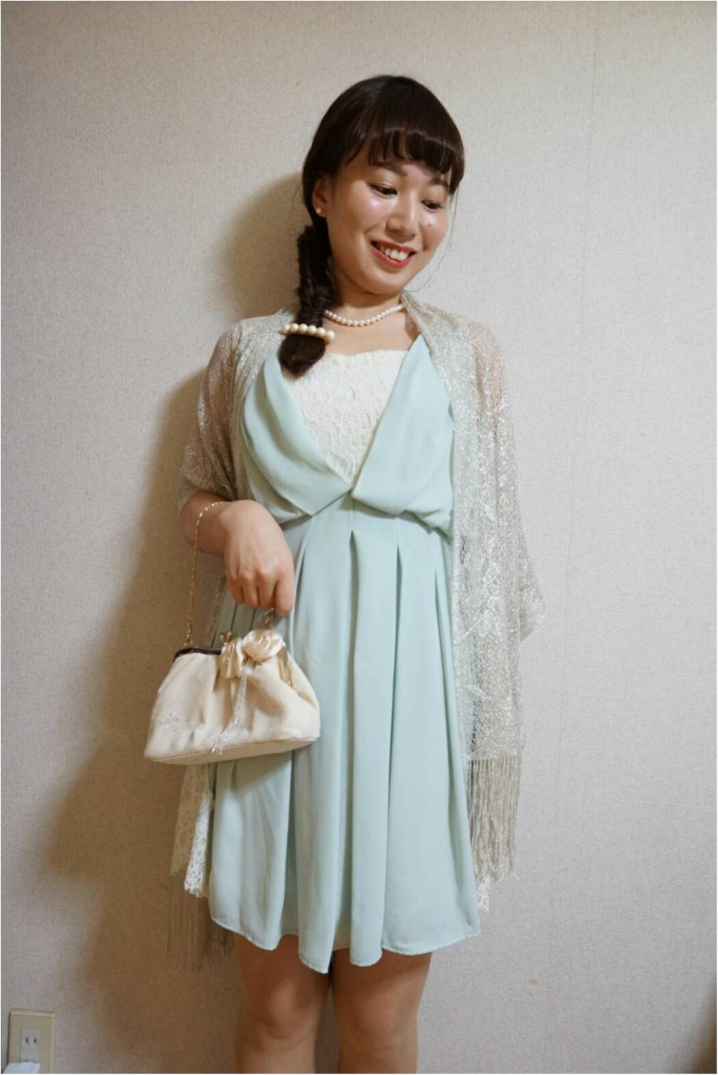 二次会にも披露宴にも!!LAGUNAMOONのドレス♡_3