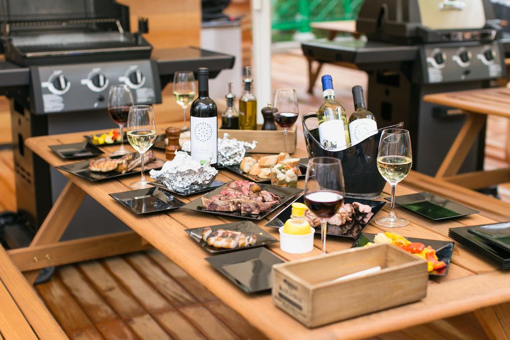 手ぶらBBQがこんなにおしゃれ♡ 東京ドームシティの『ITALIAN BBQ CARVINO』、明日6/10(土)オープン!_3