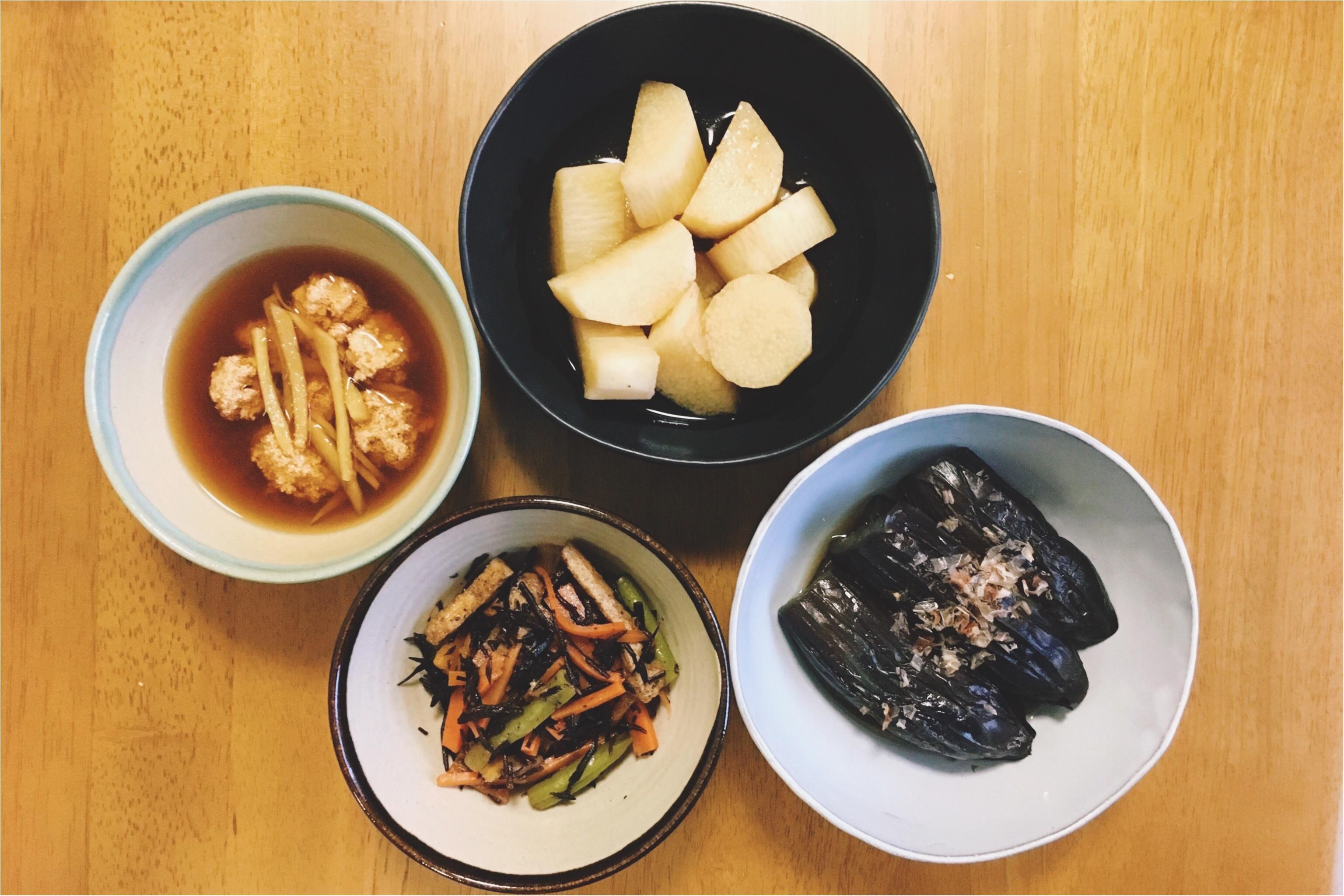 【おうちごはん】週末の手仕事!ほっこり和食おかず集_2