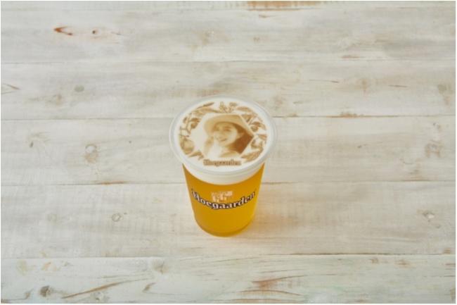 「ビアアート」も登場!! ホワイトビール『ヒューガルデン』プロデュースのビアガーデンが気になりすぎる♡_3