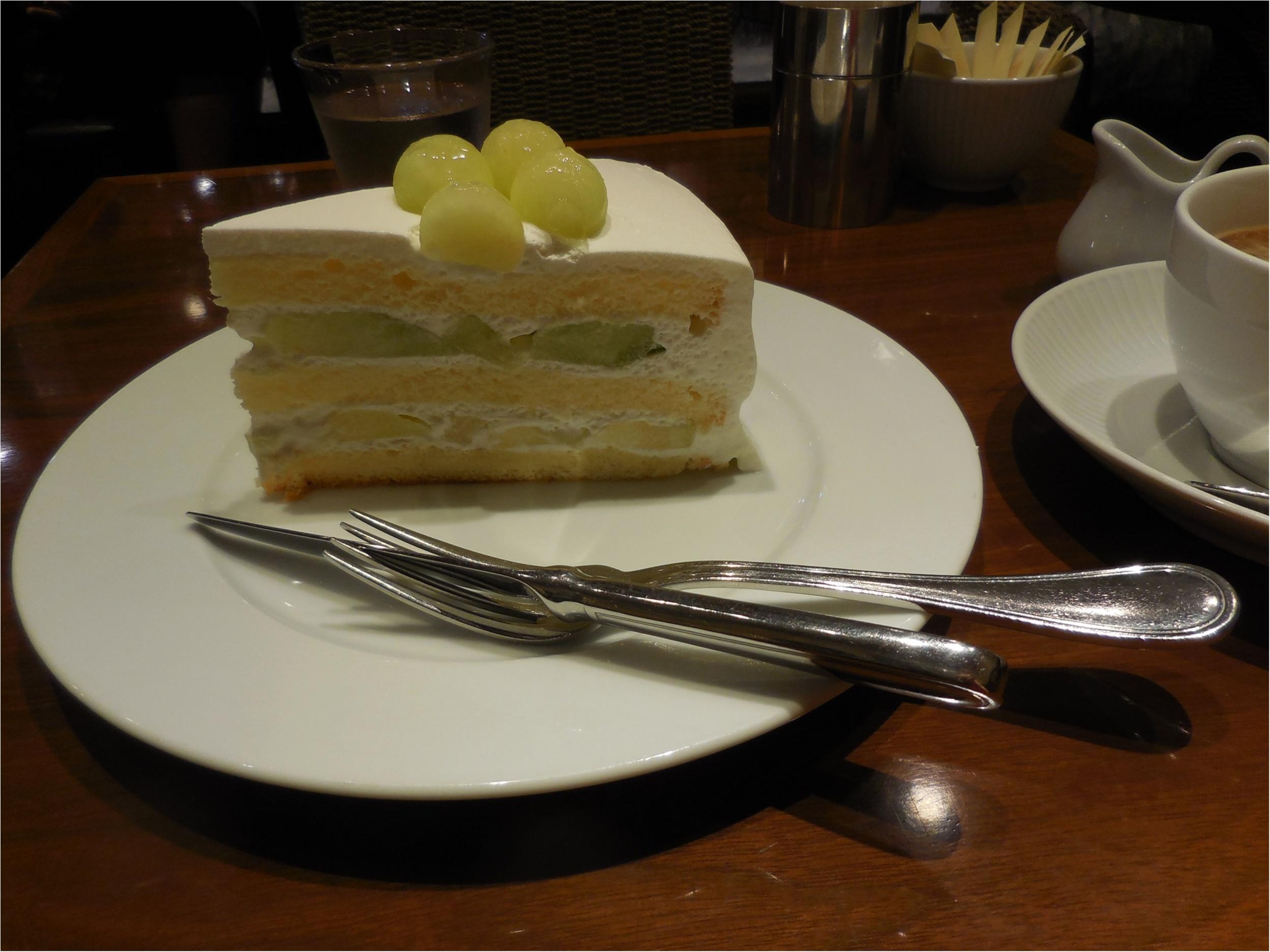 フレッシュフルーツケーキで有名な【ハーブス】はコーヒーがおかわりできる!_4