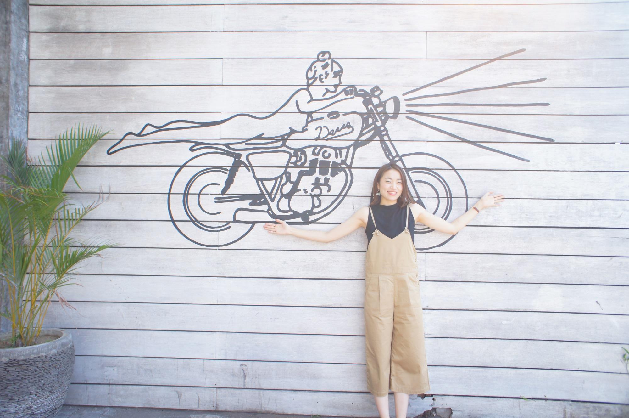 《#フォトジェニック女子旅❤️》【バリ島】徹底ガイド!-ウォールアート編-_4