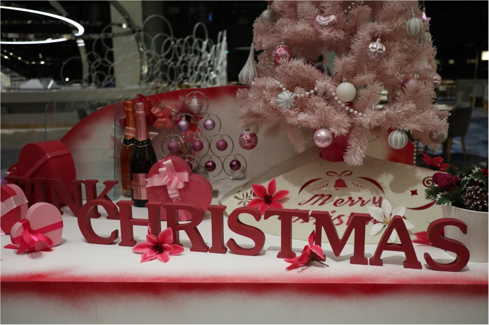 ♡モアハピ女子会!ヒルトン東京ベイのピンクだらけの可愛すぎるブッフェがお得すぎる♡_9