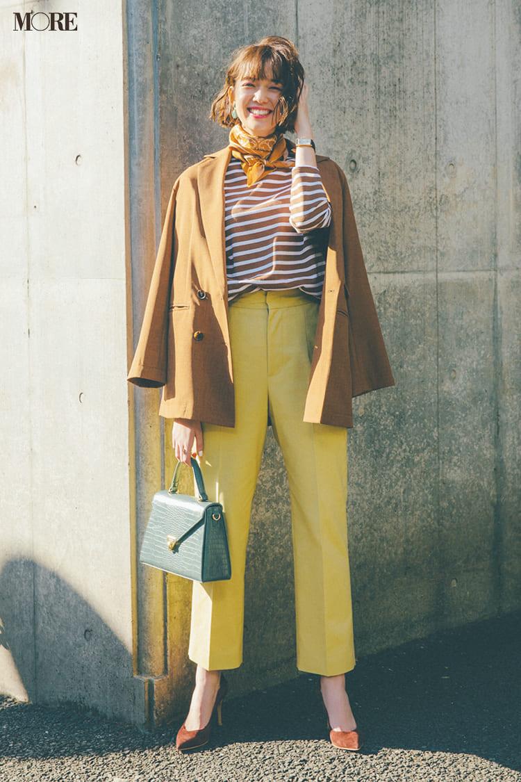 春のジャケットコーデ特集 - 20代向け好印象なレディースコーディネートまとめ | 2020年版_22