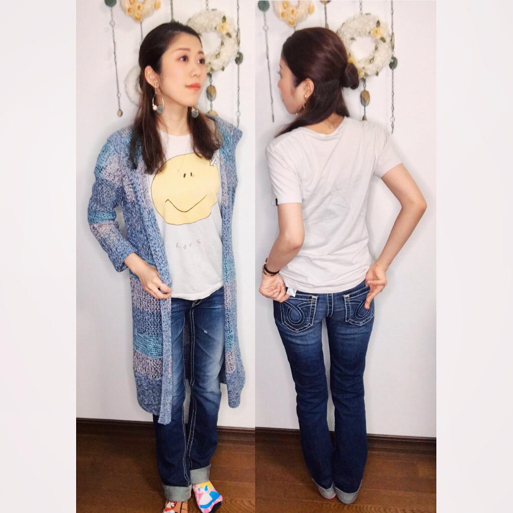 【オンナノコの休日ファッション】2020.5.15【うたうゆきこ】_1