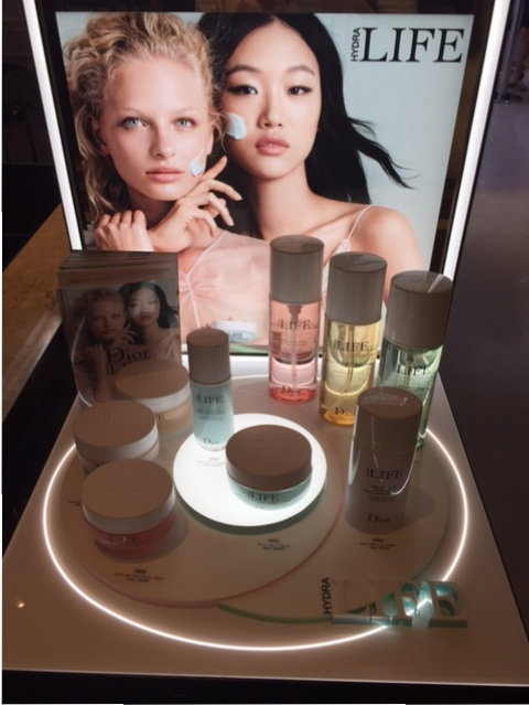自然由来成分たっぷりの新保湿ケア「Dior LIFE」体験イベントに潜入しました☆_2