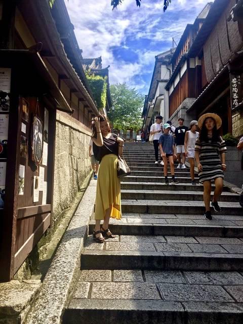 【京都】人気観光スポット 清水寺までの歩き方♥︎_7