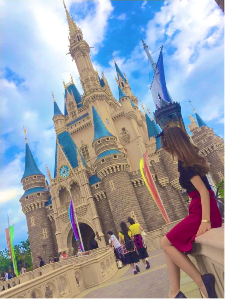 【TRIP】今度のDisneyはココで可愛い写真を撮って♥ディズニーランドのフォトスポット♥_1